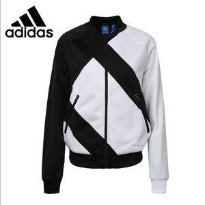 adidas eqt sst tt zip up jacket